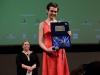Sara Serraiocco il premio Melato per il Cinema