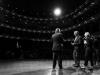 sul palco del Petruzzelli
